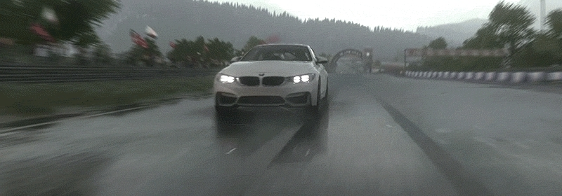 driveclub, replay,  GIFs
