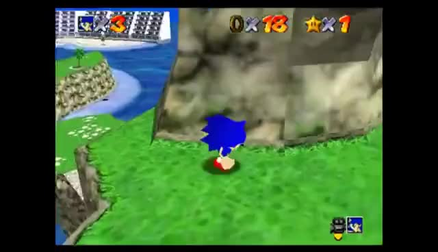 [Vinesauce] Vinny - Sonic Adventure 64 (part 2)