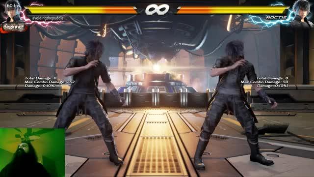 AvoidingThePuddle Playing Tekken 7 - Twitch Clips
