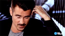 Watch and share Colin Farrell GIFs on Gfycat