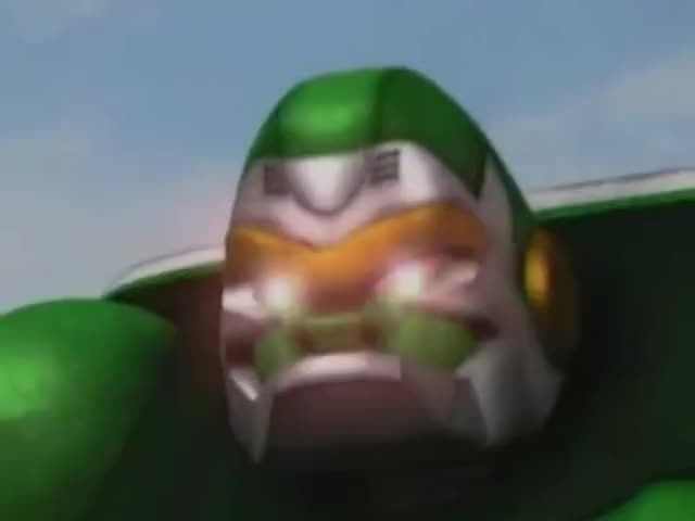 Watch and share Gorilla Zord Atack GIFs by ludociel on Gfycat