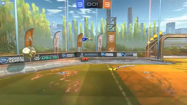 Watch and share Rocket League 2016 04 19   16 28 07 07 DVR GIFs on Gfycat