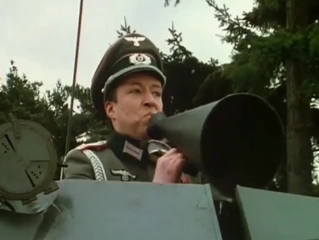 Watch and share Allo Allo - Gruber Disappears GIFs by MikeyMo on Gfycat