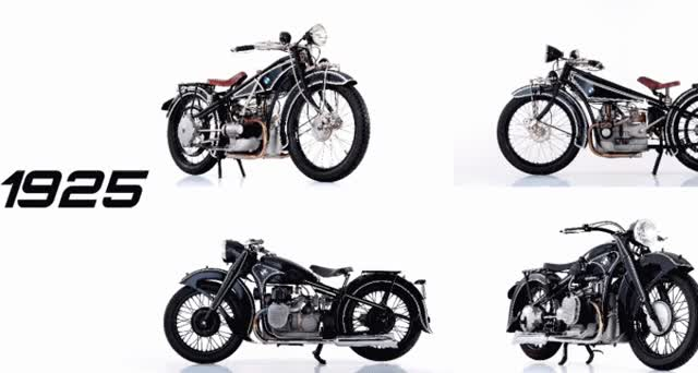Watch and share BMW Motorcycles Evolution GIFs on Gfycat