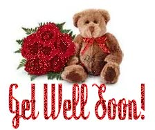 Watch and share Get Well Soon Glitters GIFs on Gfycat