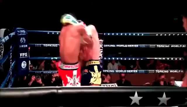 Watch Muay Thai Punch Defence GIF on Gfycat. Discover more related GIFs on Gfycat