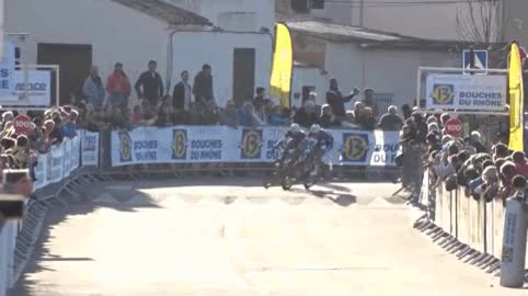 Watch and share Davide Martinelli Wins Stage 2 Of The #TourLaProvence GIFs on Gfycat