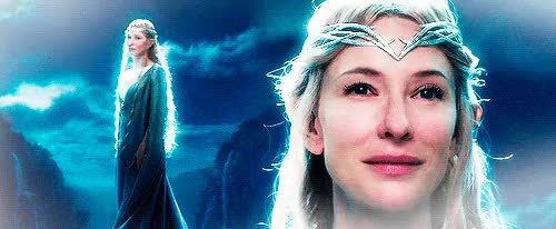 """Watch lotr meme: [1/9] characters  Galadriel""""The time of the Elves GIF on Gfycat. Discover more 1k, Cate Blanchett, NOT HER MOTHERS KINDRED, WRONG WRONG WRONG, galadriel, gif, i enjoyed making this, i just love her elegance and creepiness, lotr, lotr meme, lotredit, mine, well this was fun to make, yeaaaa shes creepy i cant deny GIFs on Gfycat"""