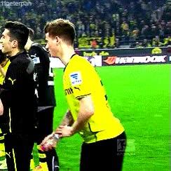 Watch and share Cute, Germany, Handsome, Dortmund, Erik Durm, Sokratis, Bvb Borussia GIFs on Gfycat