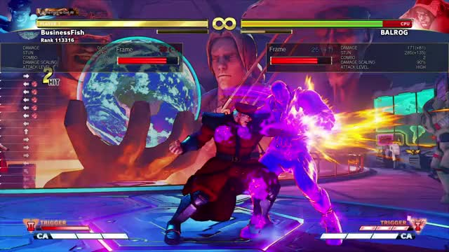 Watch STREET FIGHTER V 20180220002017 GIF by @businessfish on Gfycat. Discover more related GIFs on Gfycat