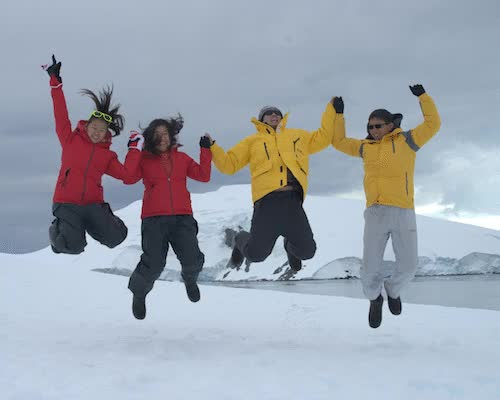 Watch and share Antarctic Trip GIFs by polarholidays on Gfycat