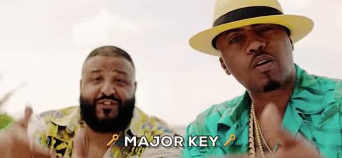 Dj Khaled, key, keys, major key, Major Key - DJ Khaled GIFs