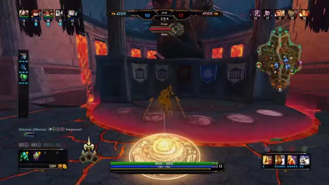 Watch Invis athena GIF by @i2ecover on Gfycat. Discover more Smite, ps4share, sony interactive entertainment GIFs on Gfycat