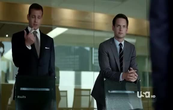 Watch suits GIF on Gfycat. Discover more harvey GIFs on Gfycat