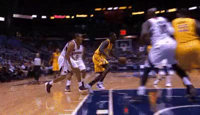Watch and share Lance Stephenson GIFs and Indiana Pacers GIFs on Gfycat