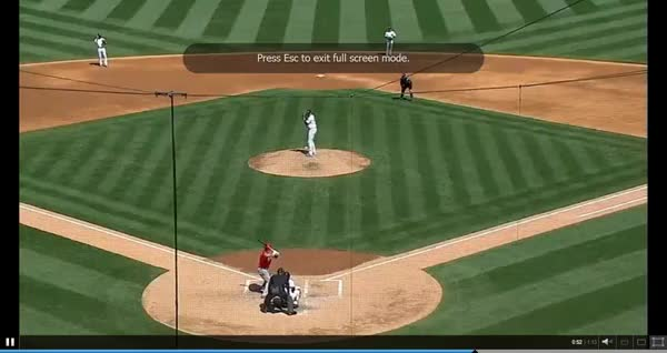 Watch Balk to 1B - from the rubber GIF on Gfycat. Discover more related GIFs on Gfycat