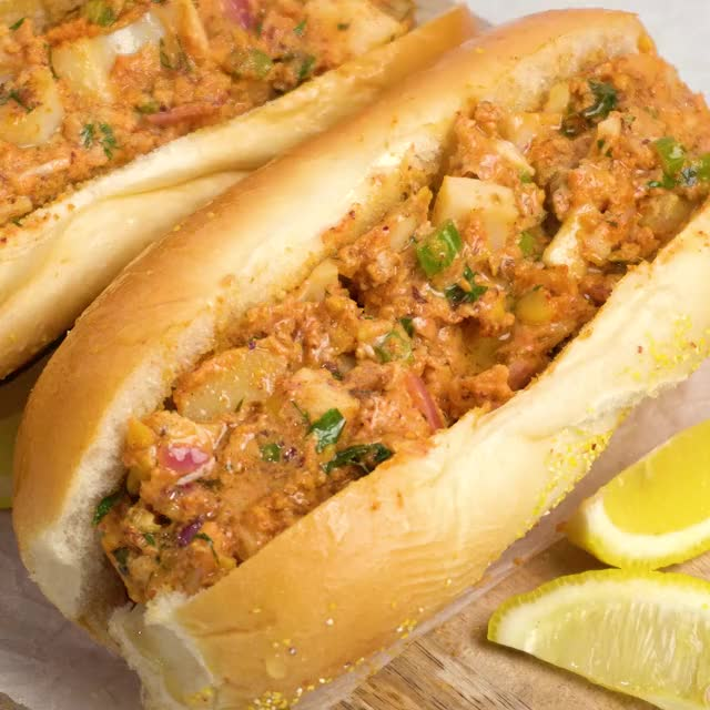 Watch and share Vegan Lobster Rolls GIFs by Zardyplants on Gfycat