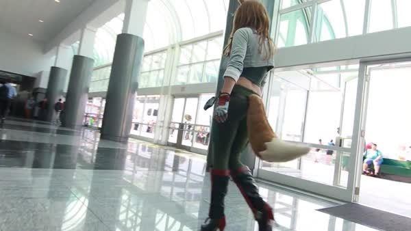 JessicaNigri2, jessicanigri2, Anime Revolution 2014 (reddit) GIFs