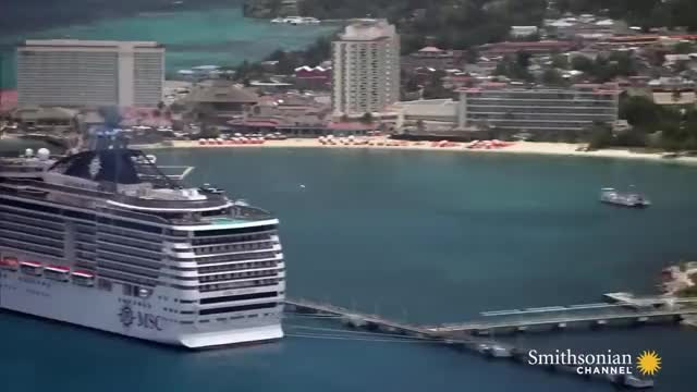 Watch and share Why It's So Risky Docking A Ship In This Jamaican Port GIFs on Gfycat
