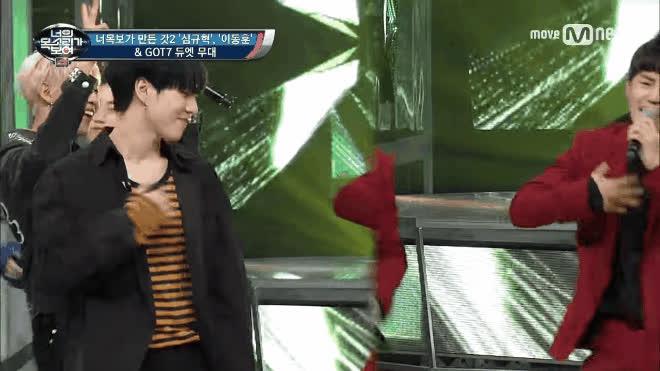 Netizen điêu đứng với cặp anh em vừa đẹp trai, hát hay, nhảy đẹp của I Can See Your Voice Hàn