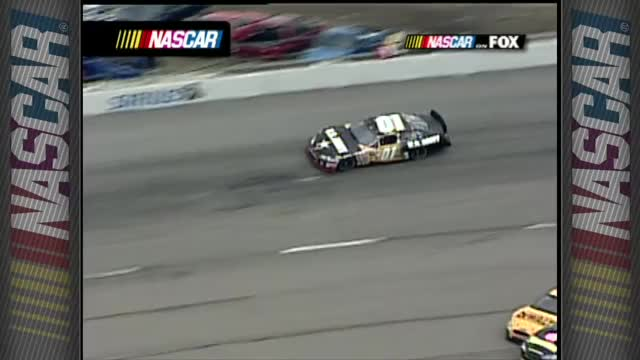 Watch 3/16/03 - Darlington - Craven, Busch beat and bang to fantastic finish GIF on Gfycat. Discover more 2003 Carolina Dodge Dealers 400, Darlington (City/Town/Village), Motorsports, NASCAR, NASCAR Sprint Cup Series, Racing, Winston Cup Series, motosports, racsan, stockcar GIFs on Gfycat