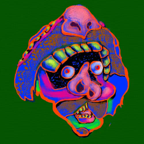 Watch Tempestuous,fatuous, tentative, treacle,just one more booger GIF on Gfycat. Discover more artists on tumblr, daxnorman, gif, grotesque, joseph noderer, nose, painitng, phunky faces, poetry, surreal, teeth, tongue GIFs on Gfycat