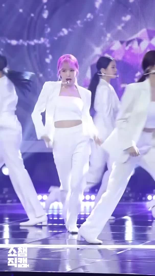 Watch and share Yena MBC Show Champion EP 344 Fancam Part 2 GIFs by eXtrEm3z on Gfycat