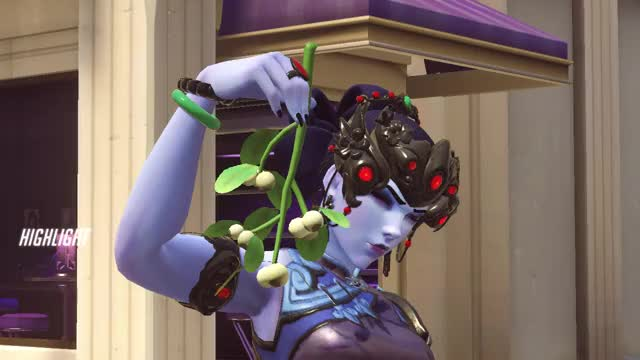 Watch another nice spot GIF by @moffit on Gfycat. Discover more overwatch, widowmaker GIFs on Gfycat