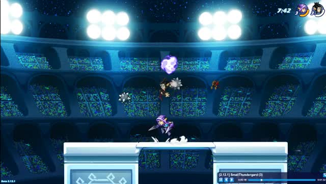 Watch and share Spiky Ball Of Doom GIFs and Brawlhalla GIFs by pursuemomentum on Gfycat