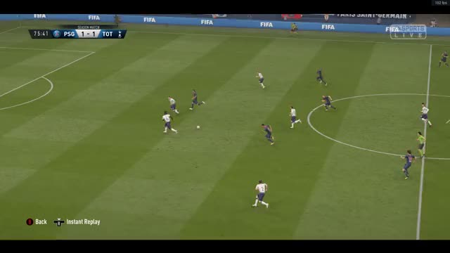 Watch FIFA 19 2018.09.20 - 04.25.53.02 GIF by 넘버나인 (@numbernine) on Gfycat. Discover more Paris Saint-Germain, soccer GIFs on Gfycat
