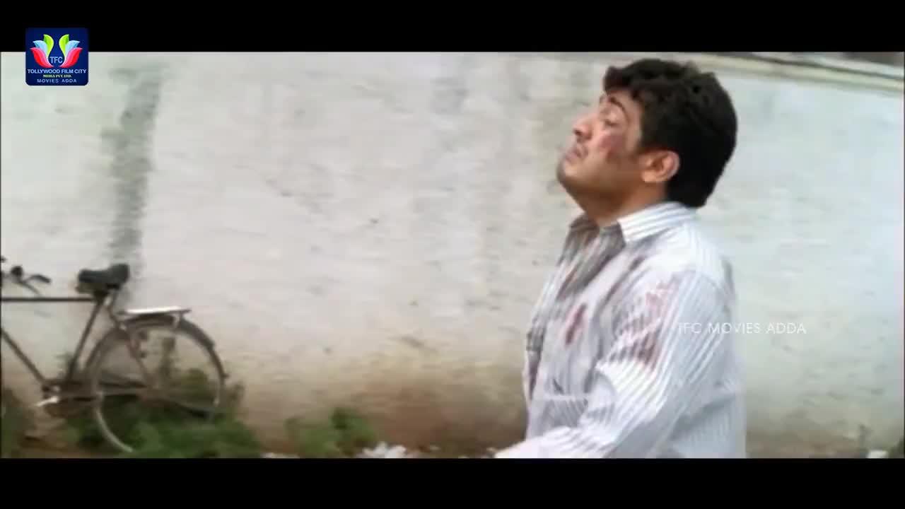 Ajith Kumar Emotional Scene    Latest Telugu Movie Scenes    TFC Movies Adda GIFs