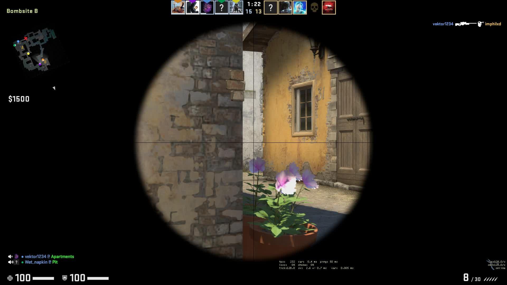 CS:GO, GlobalOffensive, awp, counter strike, counter strike global offensive, csgo, headshot, awp quick 4 kills - csgo GIFs