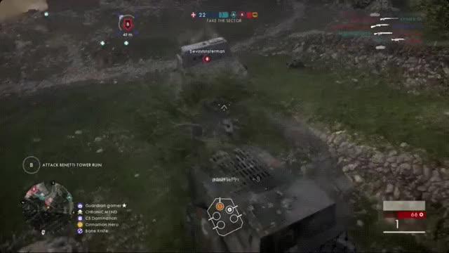 Watch and share Impressive Tank Kill GIFs on Gfycat