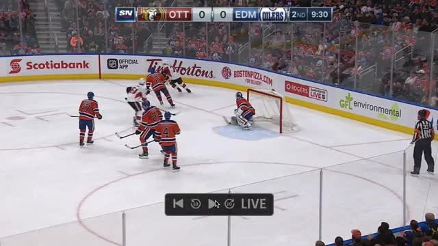 Watch and share Ottawa Scores GIFs by cultofhockey on Gfycat