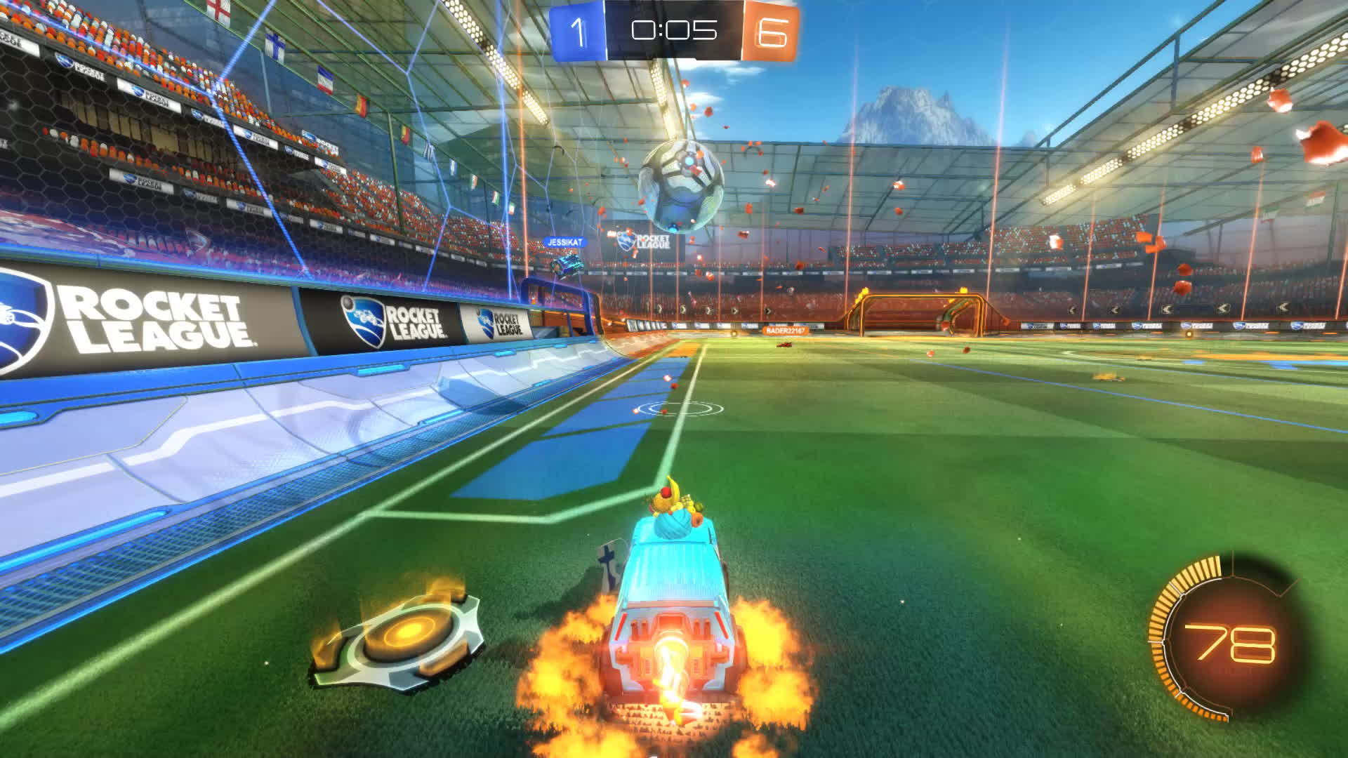 Rocket League, rocketleague, Highlight GIFs