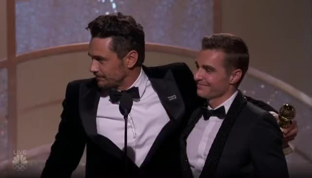 Watch and share Golden Globes GIFs by Reactions on Gfycat