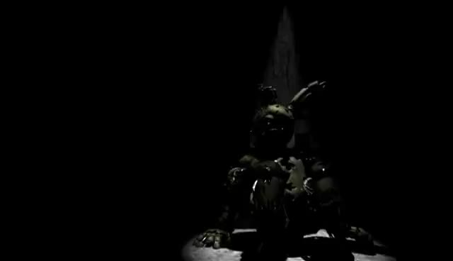 Watch and share Springtrap Agony GIFs on Gfycat