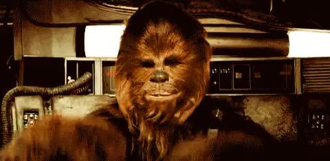 Watch and share Star Wars Shrug GIFs on Gfycat