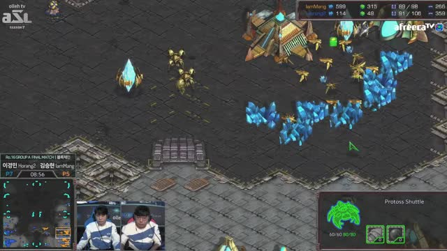 Watch and share Starleague GIFs and Starcraft2 GIFs on Gfycat