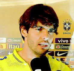 Watch and share Ricardo Kaka GIFs and Brazil Nt GIFs on Gfycat