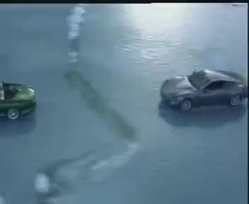 Watch and share James Bond Die Another Day Car Chase GIFs on Gfycat