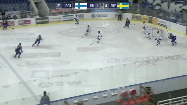 Watch Boqvist dynamic at blue GIF on Gfycat. Discover more related GIFs on Gfycat