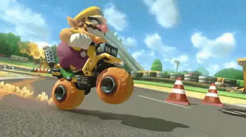 Watch Mario Kart GIF on Gfycat. Discover more related GIFs on Gfycat