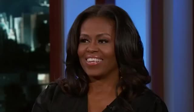 Watch and share Michelle Obama GIFs by Reactions on Gfycat