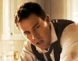 Watch this trending GIF on Gfycat. Discover more Channing, Channing Tatnum gif, Channing Tatum, Tatnum, White House Down, White House Down Gif, my stuff GIFs on Gfycat