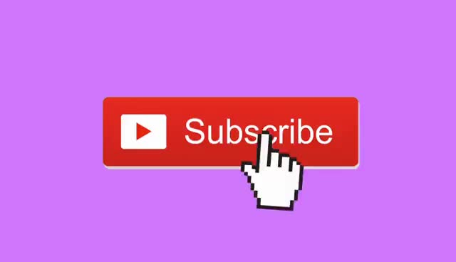 Watch and share MOUSE CLICK SUBSCRIBE BUTTON GREEN SCREEN | IEditingX GIFs by zarooster on Gfycat