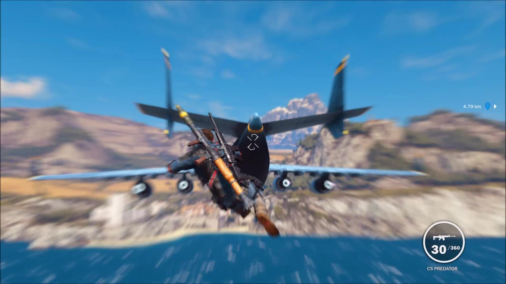 justcause, Statue Plane GIFs