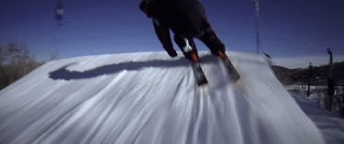night skiing GIFs
