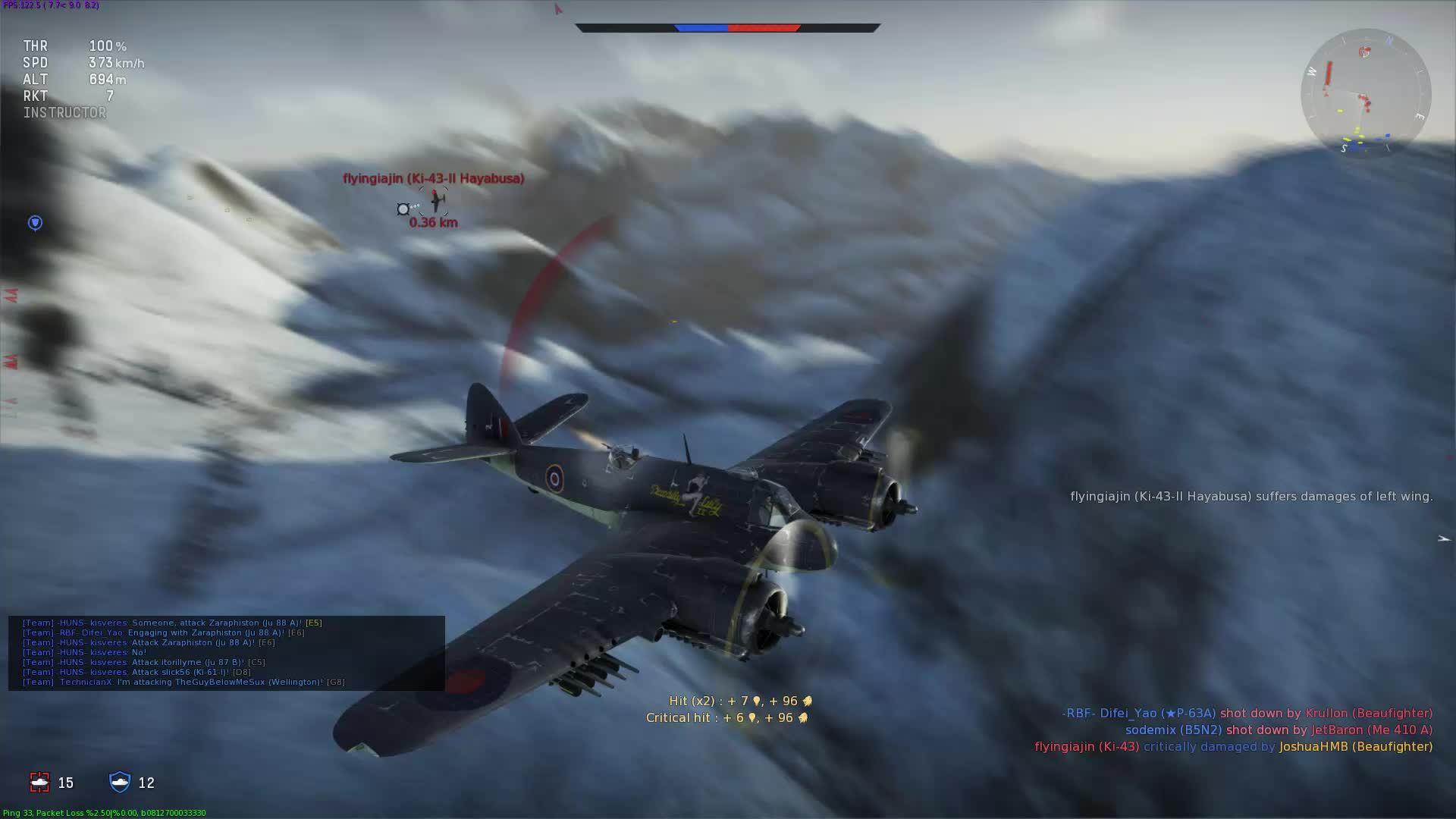 60fpsgaminggifs, Making my Final Stand [War Thunder] (reddit) GIFs