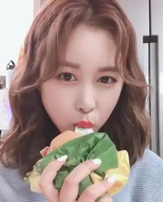 Watch and share Wjsn Dayoung GIFs by masterfat on Gfycat